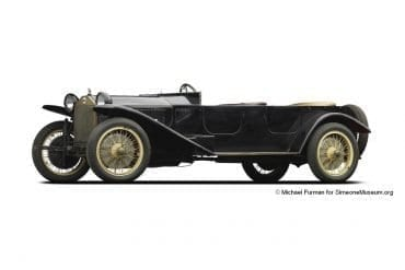 1924 Lancia Lambda Third Series Tourer 1