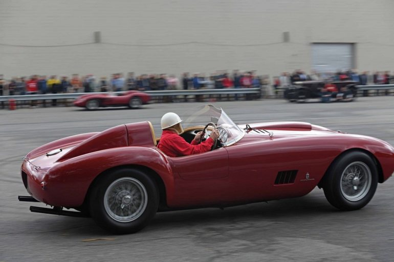 Enzo Ferrari Demo Day