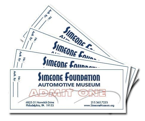 simeone museum purchase tickets