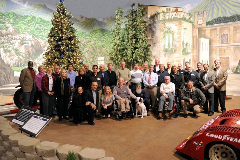simeone museum volunteer picture