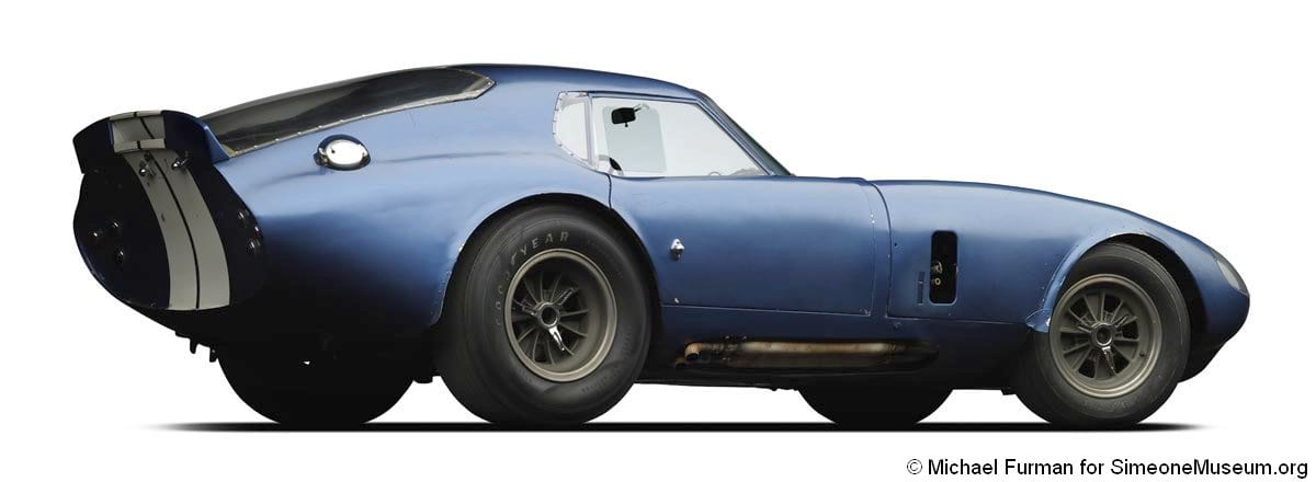 1964 shelby daytona coupe r3q 2