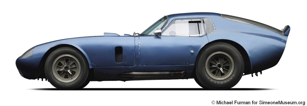 1964 shelby daytona coupe side left 2 1