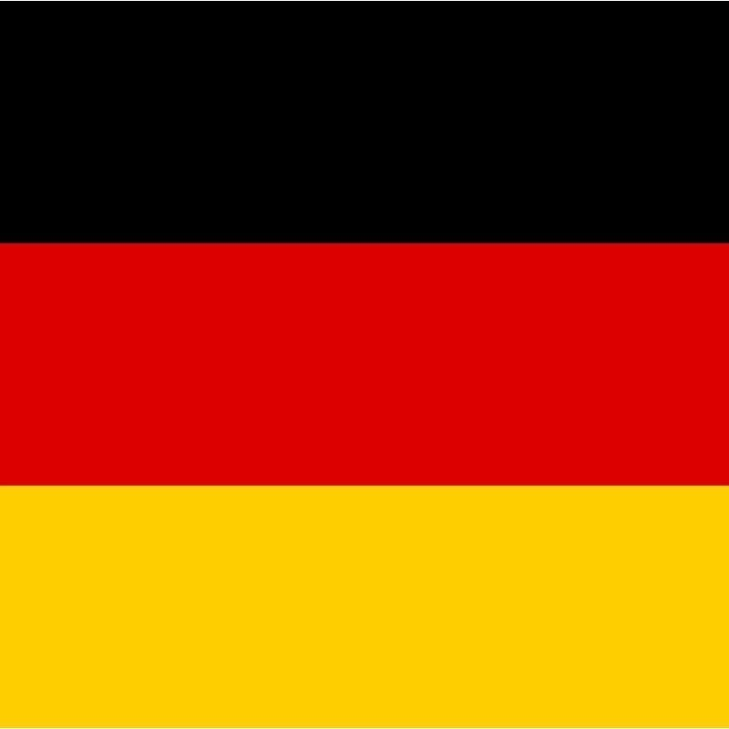 German Flag Simeone