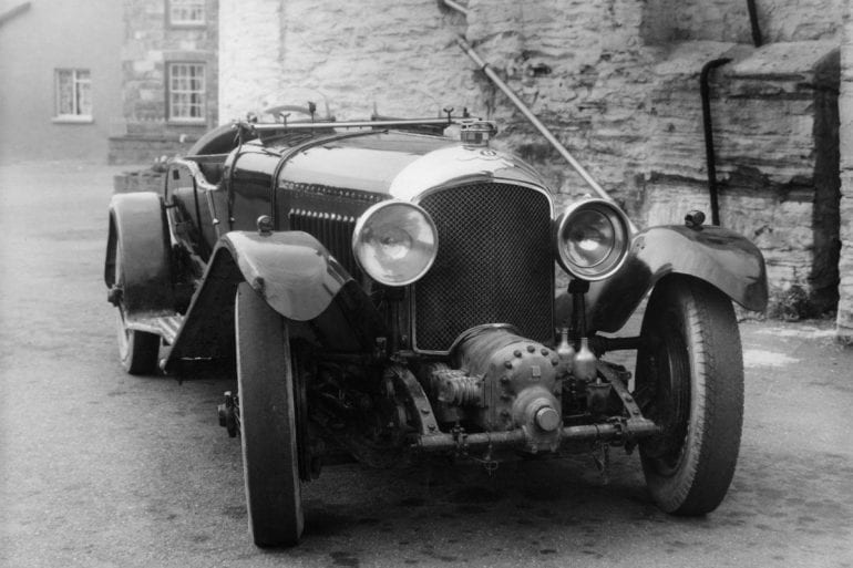 1930 bentley 4 5 litre c historic