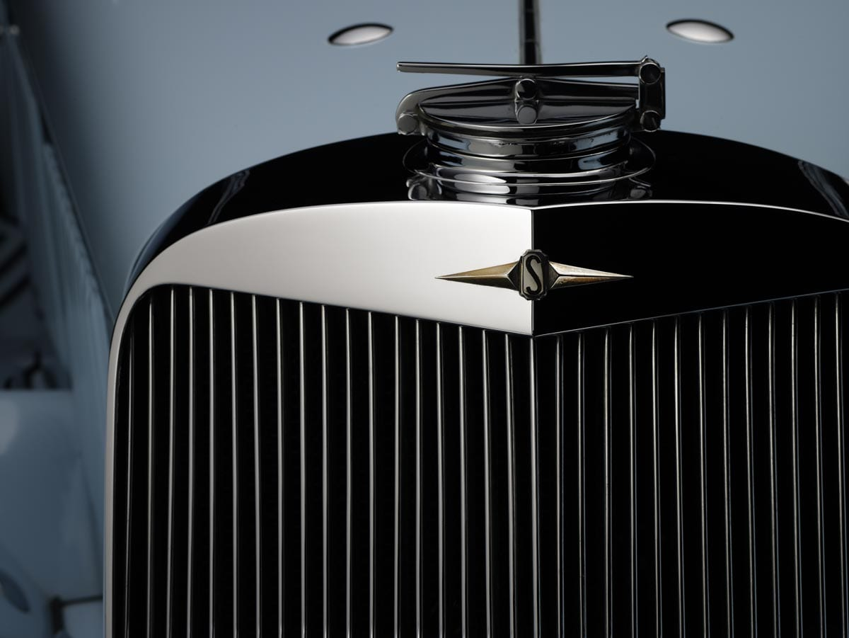 1933 squire radiator high