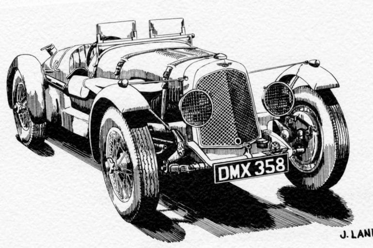 1936 aston martin lemans a historic
