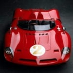 1967 Bizzarrini P538 front low 1