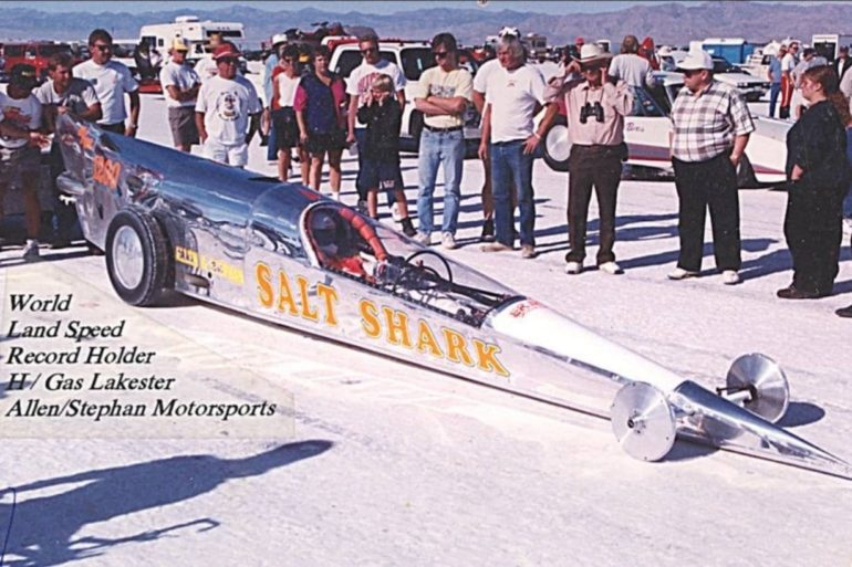 1991 Stephan Allen  Salt Shark  Lakester
