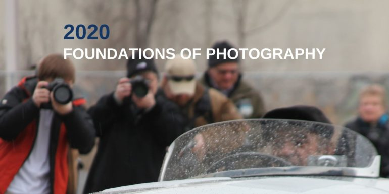 2020 Foundations of Photography 2020 Header 1