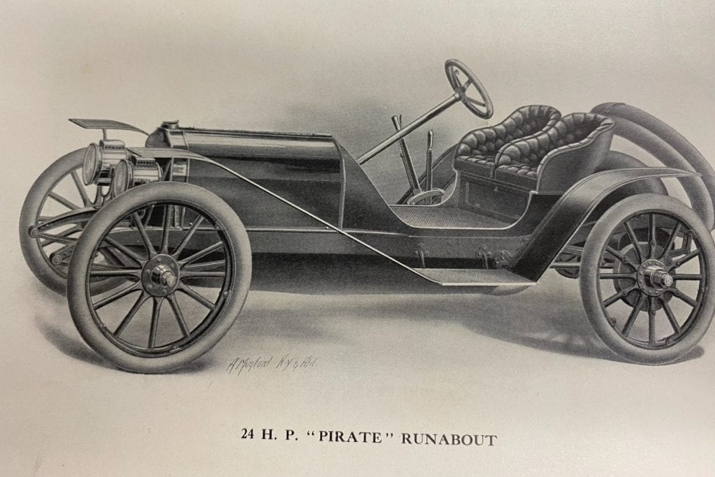 Pirate Runabout