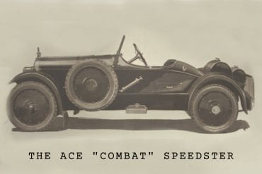 The Ace Combat Speedster