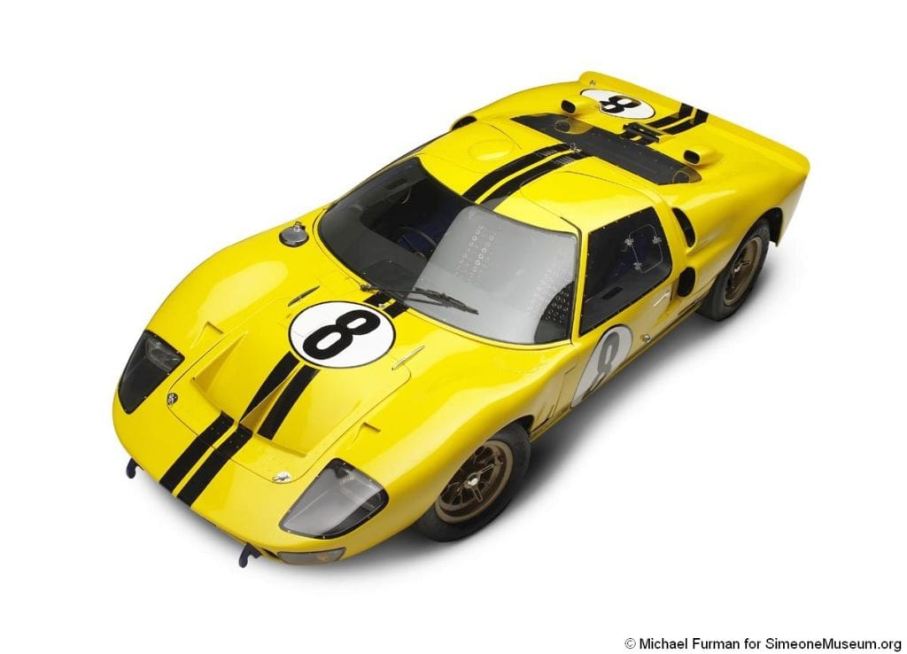 1966 ford gt40 mk ii high front 1