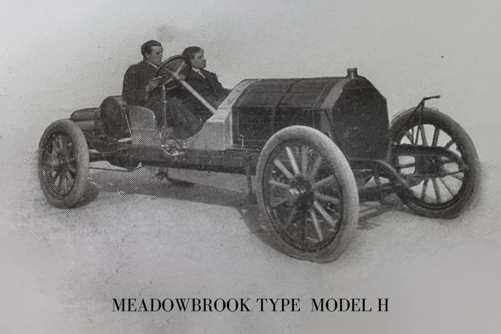 Allen Meadowbrook Type Model H 1