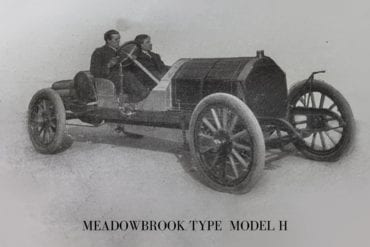 Allen Meadowbrook Type Model H