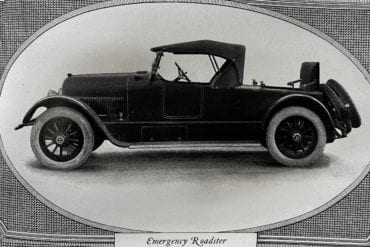 Emergency Roadster